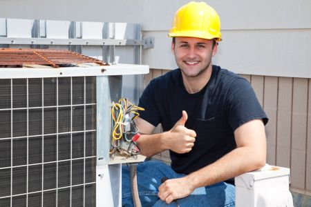 Keep cool with ac system
