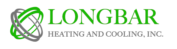 Longbar Heating & Cooling Logo